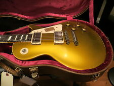 Gibson Custom Les Paul Goldtop Natural Back 1957 Reissue VOS Unplayed Mint  2013