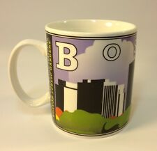STARBUCKS Coffee BOSTON City Scenes Series  PAUL REVERE 2003