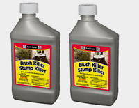 2 ~ Ferti-Lome BRUSH & STUMP KILLER 16 oz. Ready-To-Use CONCENTRATE Plant 11484