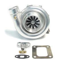 T76 T4 Turbo Charger Dual Ball Bearing Q-Trim Billet CompressorWheel 1000HP
