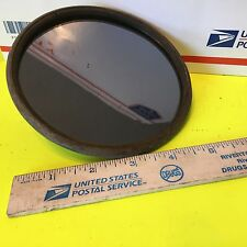 External mirror, one-way swivel bracket, car and truck, 5 inch.    Item:  6142