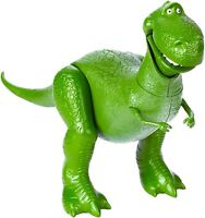 Disney Pixar NEW Toy Story 4 REX Dinosaur Posable Figure Collectable 2021  Movie