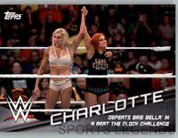 2016 WWE Divas Revolution Revolution #3 Charlotte