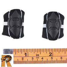 Athletics Girl - Knee Pads - 1/6 Scale - Play Toy Action Figures