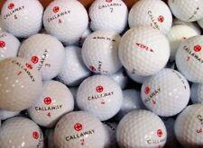 18 Callaway Blue Rule 35 Classic Old Style AAAA Grade Golf Balls
