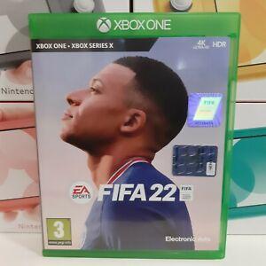 Fifa 22 XBOX ONE - Series X USATO ITA