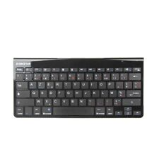 AZERTY French Bluetooth Keyboard for for iPad iPhone Macbook, Computer & Android
