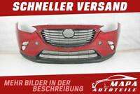 Mazda CX-3 CX3 Bj. ab 2015 Stoßstange Vorne D10J-50031 Orig. Rot Versand AA1816