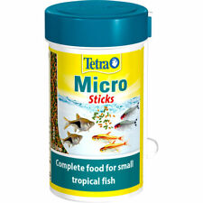 Tetra Micro Sticks 45g/100ml Complete food for small tropical fish