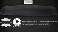 Trazador de líneas del techo de punto azul bandeja de almacenamiento Cubierta de cuero Adapta VW Caddy Van MK2 95-04