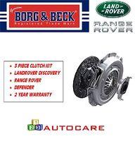 BORG & BECK Land Rover Discovery 200TDI & 300TDI Clutch Kit LR009366