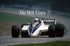 Riccardo Patrese Brabham BT50 Austrian Grand Prix 1982 Photograph 4
