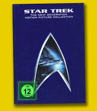 STAR TREK The Next Generation Motion Picture Collection DEUTSCH Enterprise DVD