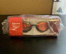 Supreme Speedo Swim Goggles Black SS20