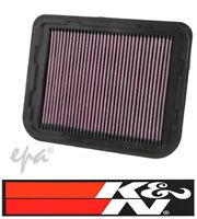K&N HI FLO PANEL AIR FILTER FORD FALCON 6 FG XR6 XR8 V8 GT TURBO FPV KN33-2950