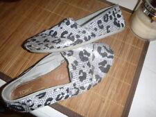 TOMS Leopard       Print Glitter shoes      Size 9