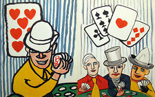 Alexander Calder, Derriere le Miroir 212 Original Double Size Lithograph OBO