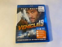 Vehicle 19 (Bluray, 2013) *NEW* [BUY 2 GET 1]