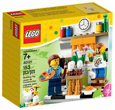 LEGO 40121 SEASONAL Painting Easter Eggs