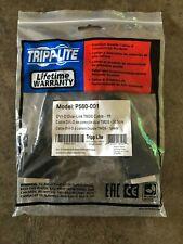 TRIPP-LITE DVI-D Dual-Link TMDS Cable - 1ft - *NEW - Model: P560-001