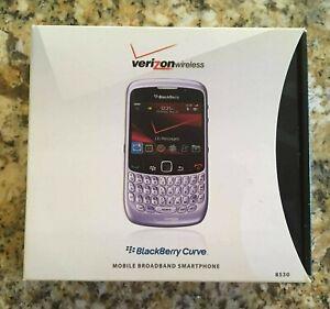 BlackBerry Curve 8530 - Smoky violet (Verizon) Smartphone For Collectors