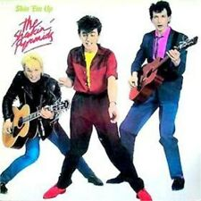 SHAKIN' PYRAMIDS The Collection CD - NEW - rockabilly - 1980s - Skin 'Em Up