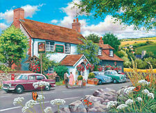 The House Of Puzzles - 500 BIG PIECE JIGSAW PUZZLE - Travellers Rest Big Pieces