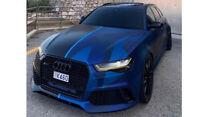 Audi RS6 Avant 1:18 Resin Pre-Order GT Spirit LE MIB