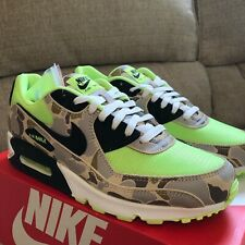 Nike Air Max 90 Green Camo Size 12 New 100% Authentic!