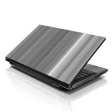 "13.3"" 15.6"" 16"" Laptop Skin Sticker Notebook Decal White Grey M-H955"