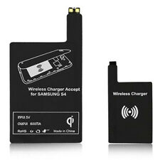 Qi Wireless Charger Charging Receiver Kit For Samsung Galaxy S3 S4 S5 Note 3 4