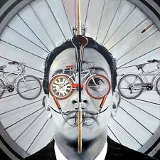 """CycleRealism by artist William III - 20"""" x 20"""" Hand-Signed & Number LTD Print"""