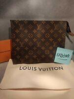 Louis Vuitton Poche Toilette 26 Monogram | Brand new | SOLD OUT | M47542