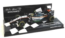 Minichamps 1:43 Mercedes VJM09 Sahara Force India F1 GP Europe 2016 Sergio Perez