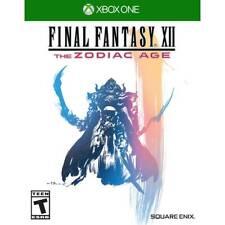 Final Fantasy Xii: The Zodiac Age Standard Edition - Xbox One