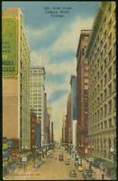 State Street That Great Street Chicago Illinois Lot of Three Vintage Postcards