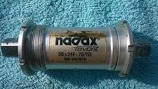 Bottom bracket cartridge Nadax favorit 36x24F italian thread 113 mm