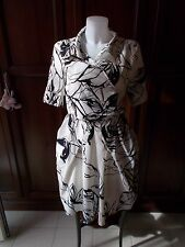 MAX MARA ( made in Italy) Vestito Donna Women's Dress Tg IT 46,GB 14,USA CA 12