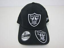 39 Thirty Oakland Raiders Cap - Adult M/L - NWT