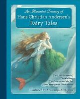Illustrated Treasury of Hans Christian Andersen's Fairy Tales : The Little Me...