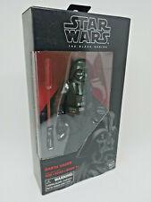 Takara Tomy Star Wars serie negra 15.2cm figura a Vader Darth Hope