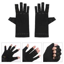 Men Women Copper Arthritis Gloves Compression Therapy Rheumatoid Pain Relief New