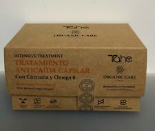 TAHE ORGANIC CARE INTENSIVE HAIR LOSS TREATMENT WITH TURMERIC AND OMEGA 6 15x5ML