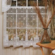 Nautical Cafe Tier Curtains For Sale Ebay