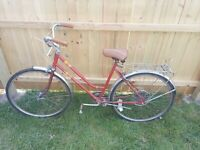 JC Penney Vintage 5 Speed Huffy Lightweight Bicycle