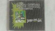 THE BRIAN SETZER ORCHESTRA -Jump Jive An' Wail- CDEP