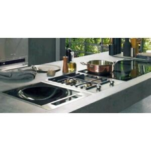 KitchenAid Domino Induction Wok Cooktop New KHWD1 38510 Made In Italy RRP $3.4K