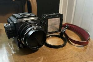 hasselblad 500cm 80mm lens
