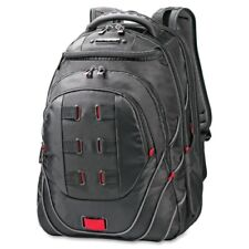 Samsonite Tectonic Carrying Case (Backpack) for 17 Notebook - Black, Red