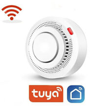 Smoke Detector WIFI - Smart Life / Tuya APP Wireless with Duracell Batteries